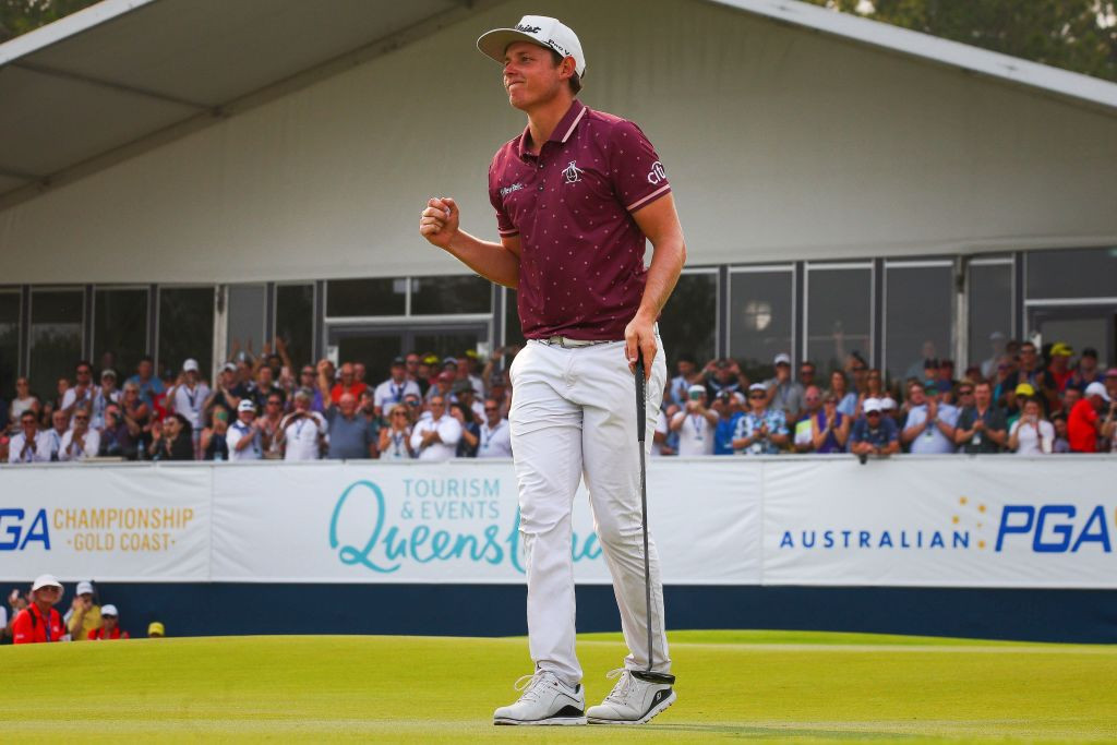 This year's Australian PGA Championship has been postponed until early next year ©Getty Images