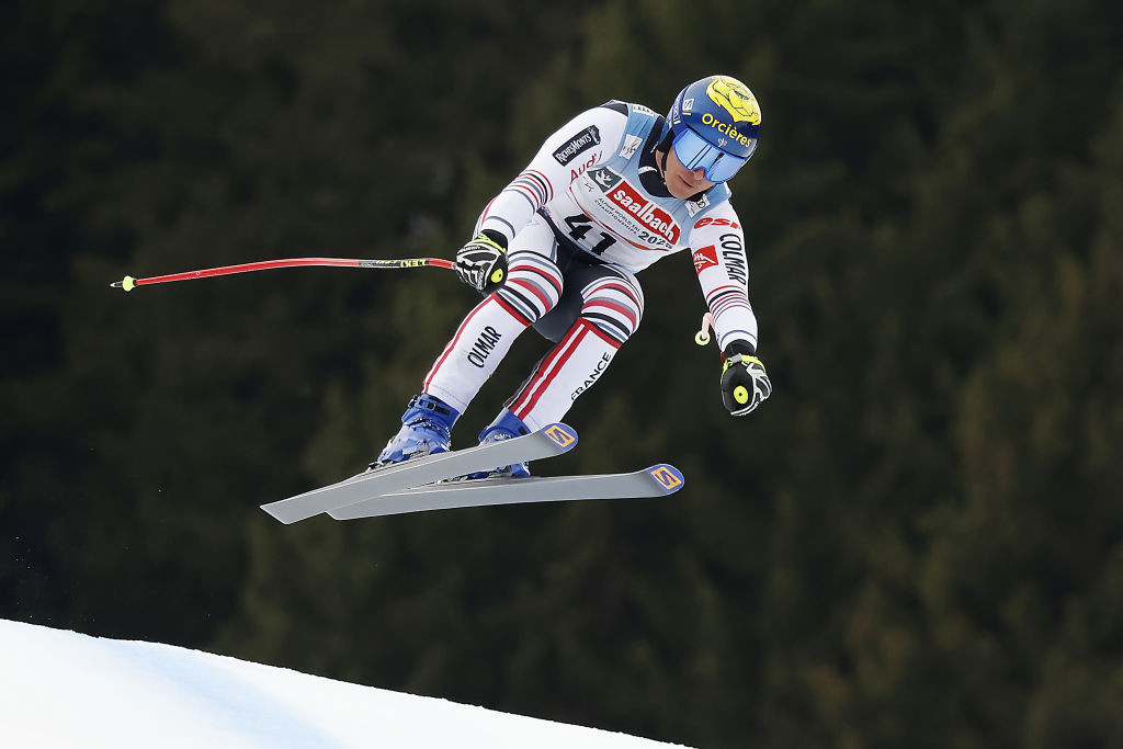 French Alpine skier Giraud-Moine calls time on career at age of 29