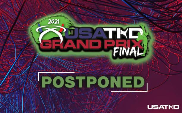 USA Taekwondo postpones Grand Prix Final until next year
