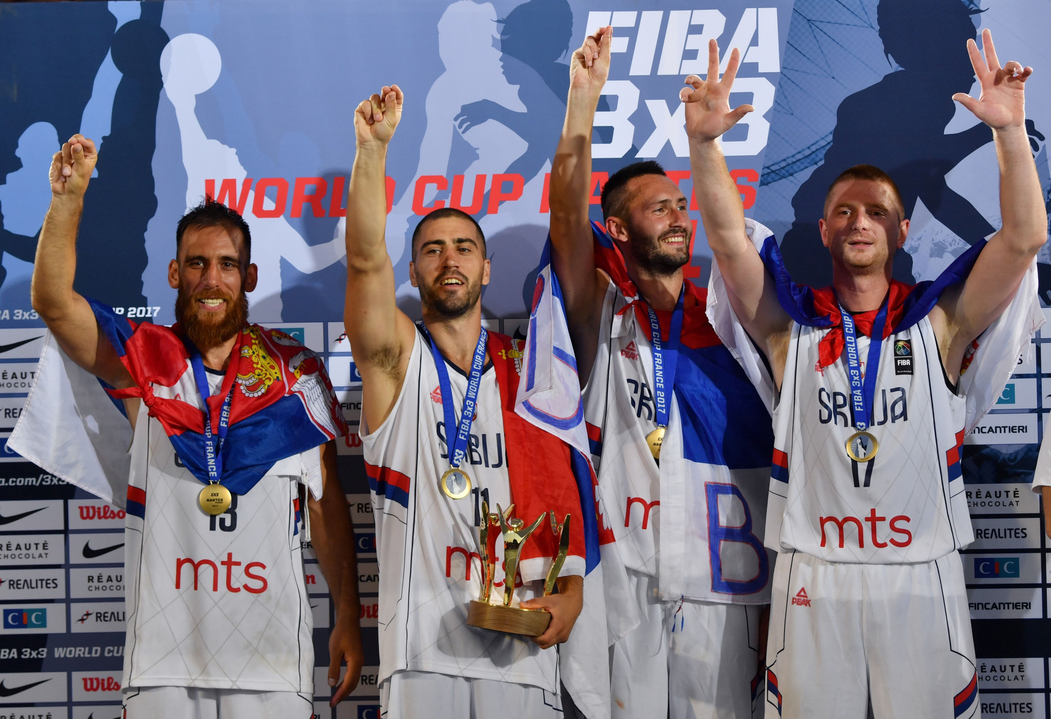 Hosts France seeking to defend women's title at FIBA 3x3 Europe Cup