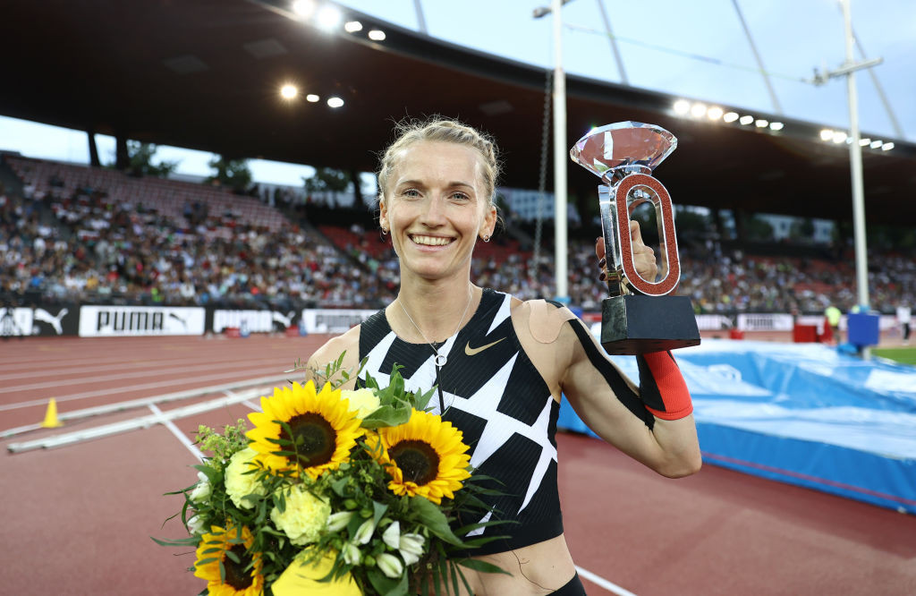 Sidorova stands out at Diamond League Final in Zurich with 5.01m pole vault