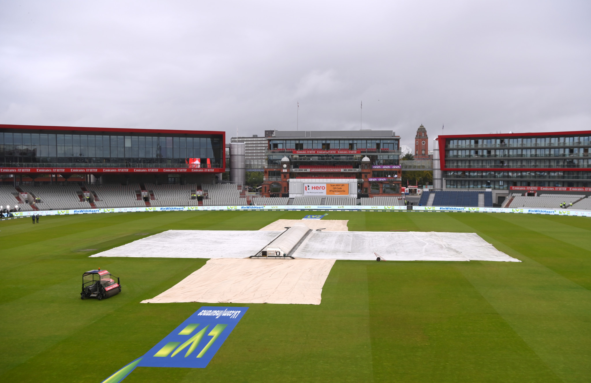 Fifth Test between England and India cancelled over visitors' COVID-19 outbreak