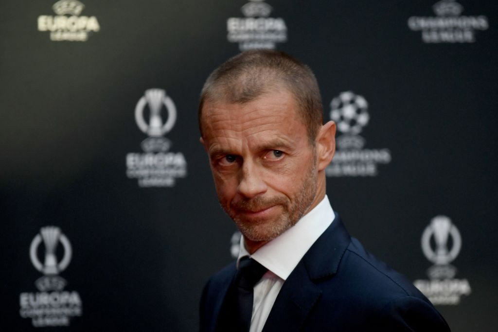 UEFA President Čeferin warns of boycott if two-year World Cup plan approved