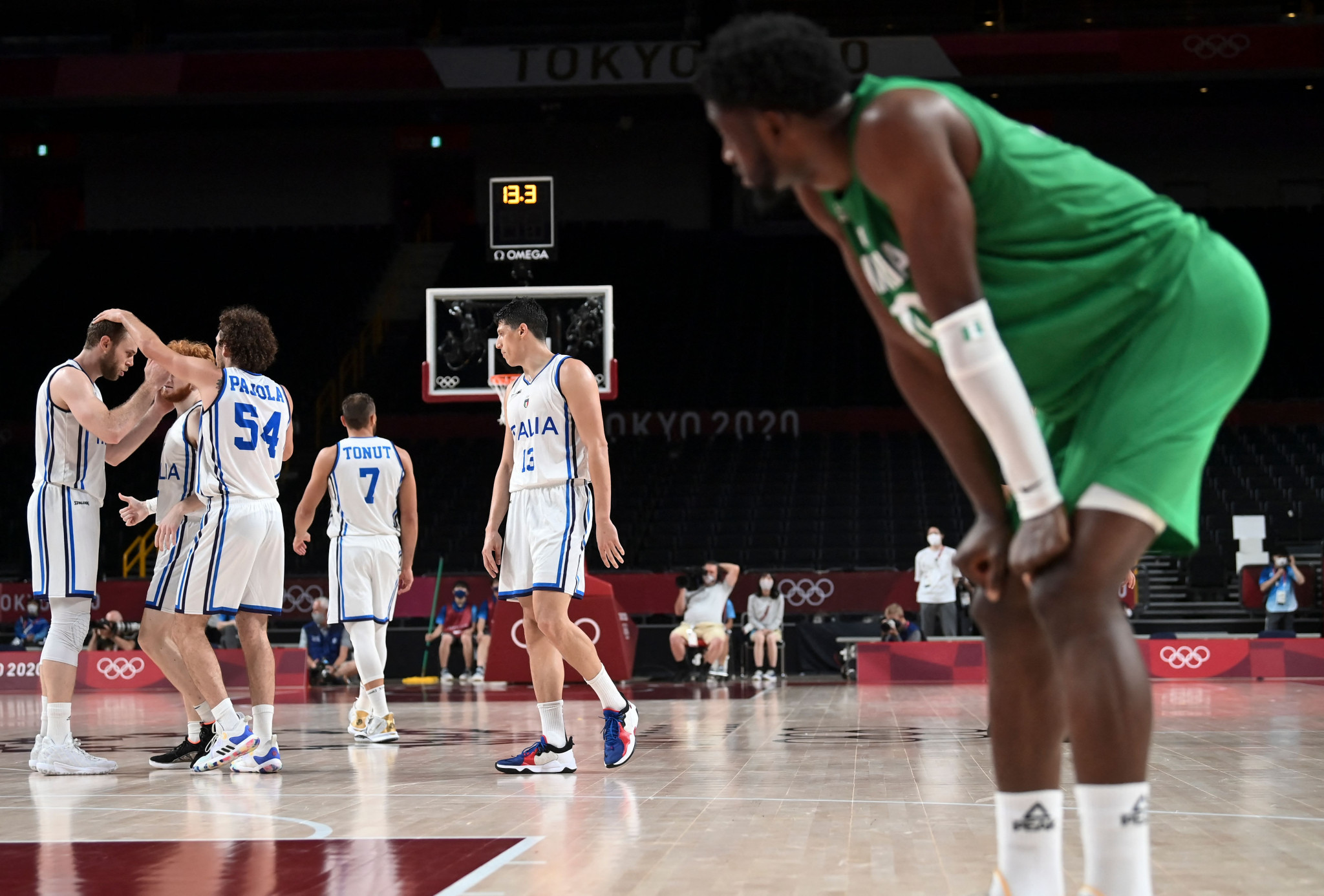The NBBF has criticised the IOC and NOC, following poor performance at the Olympics and AfroBasket ©Getty Images