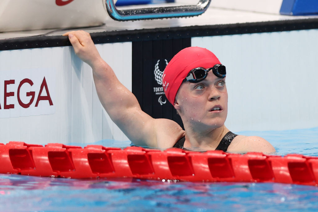 British Paralympic star Simmonds confirms retirement following Tokyo 2020