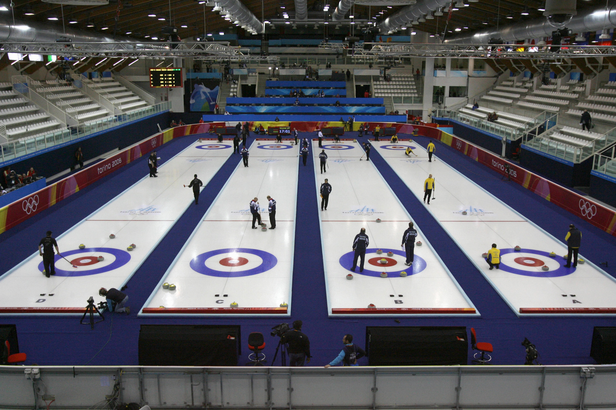 The Netherlands has never qualified for a curling competition at a Winter Olympics before ©Getty Images