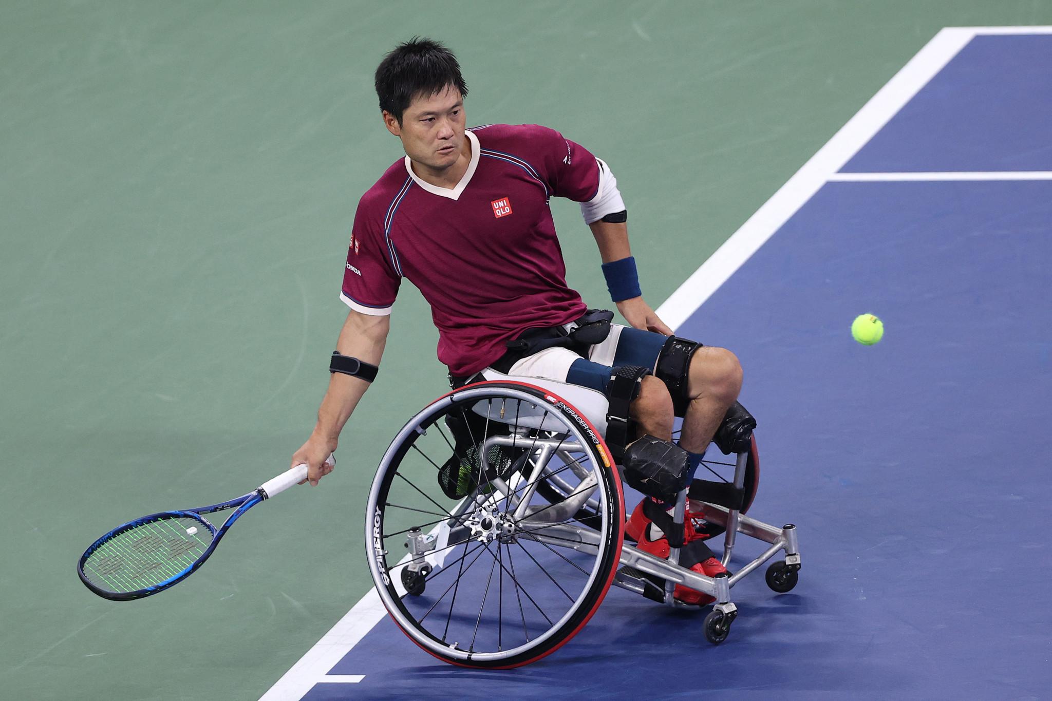 Tokyo 2020 gold medallist Kunieda begins US Open title defence in style