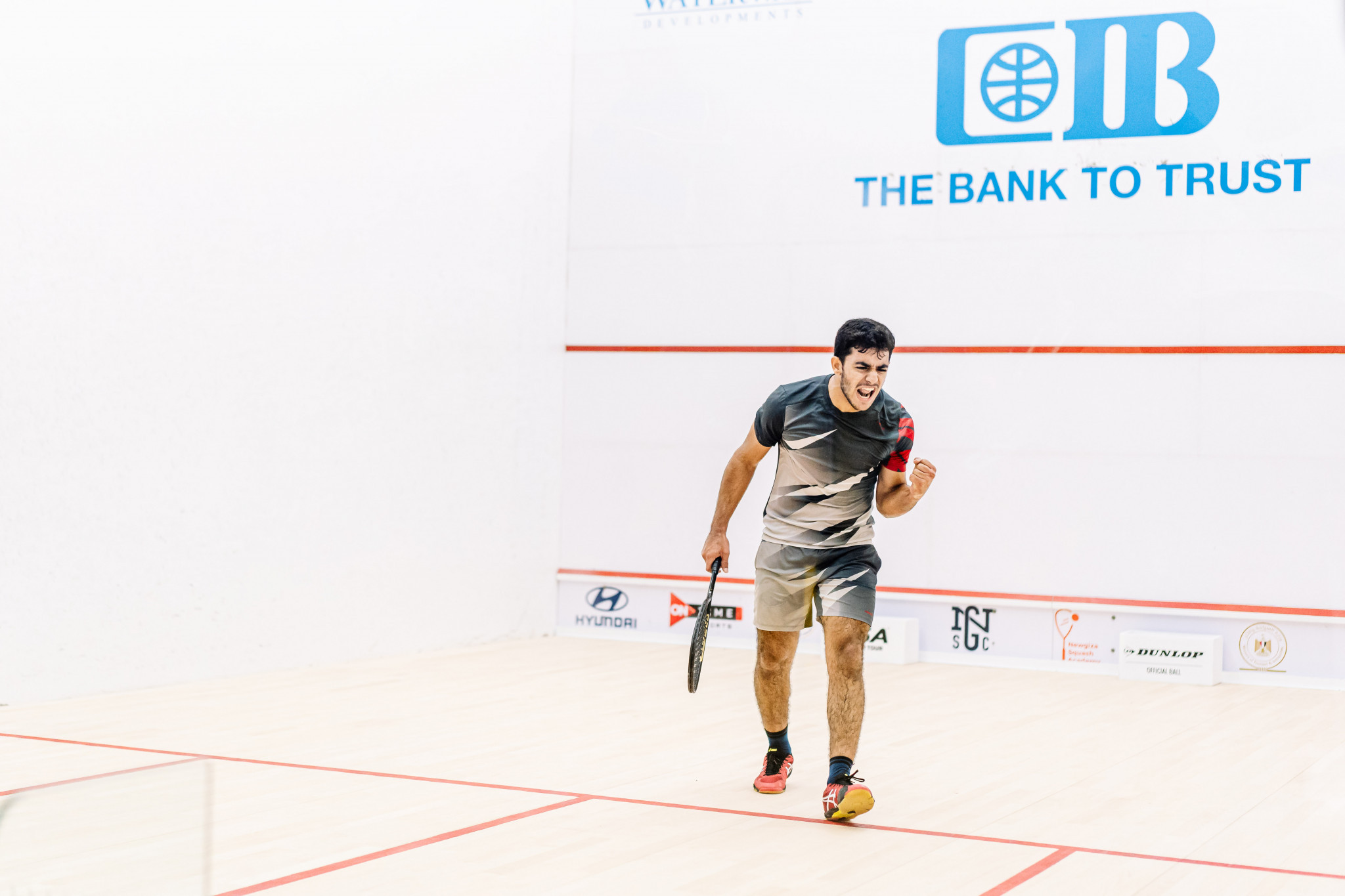 Elnawasany and Merlo big winners as PSA Egyptian Open gets underway