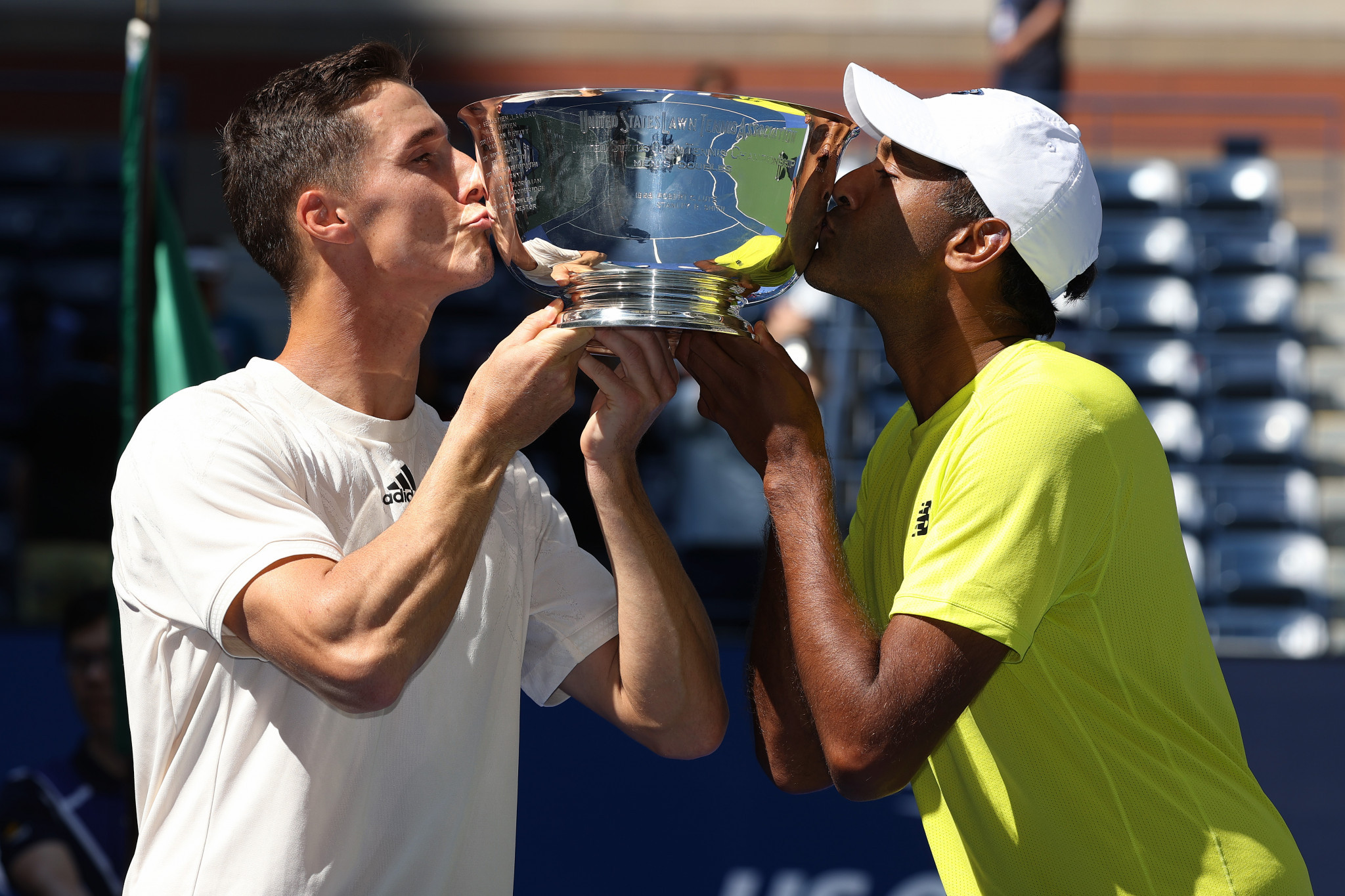 Ram and Salisbury lift first trophy at 2021 US Open