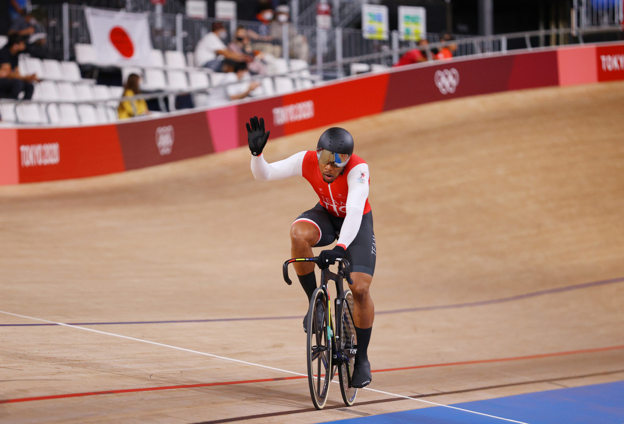 Paul and Campbell earn golds for Trinidad and Tobago at UCI Track Cycling Nations Cup in Cali