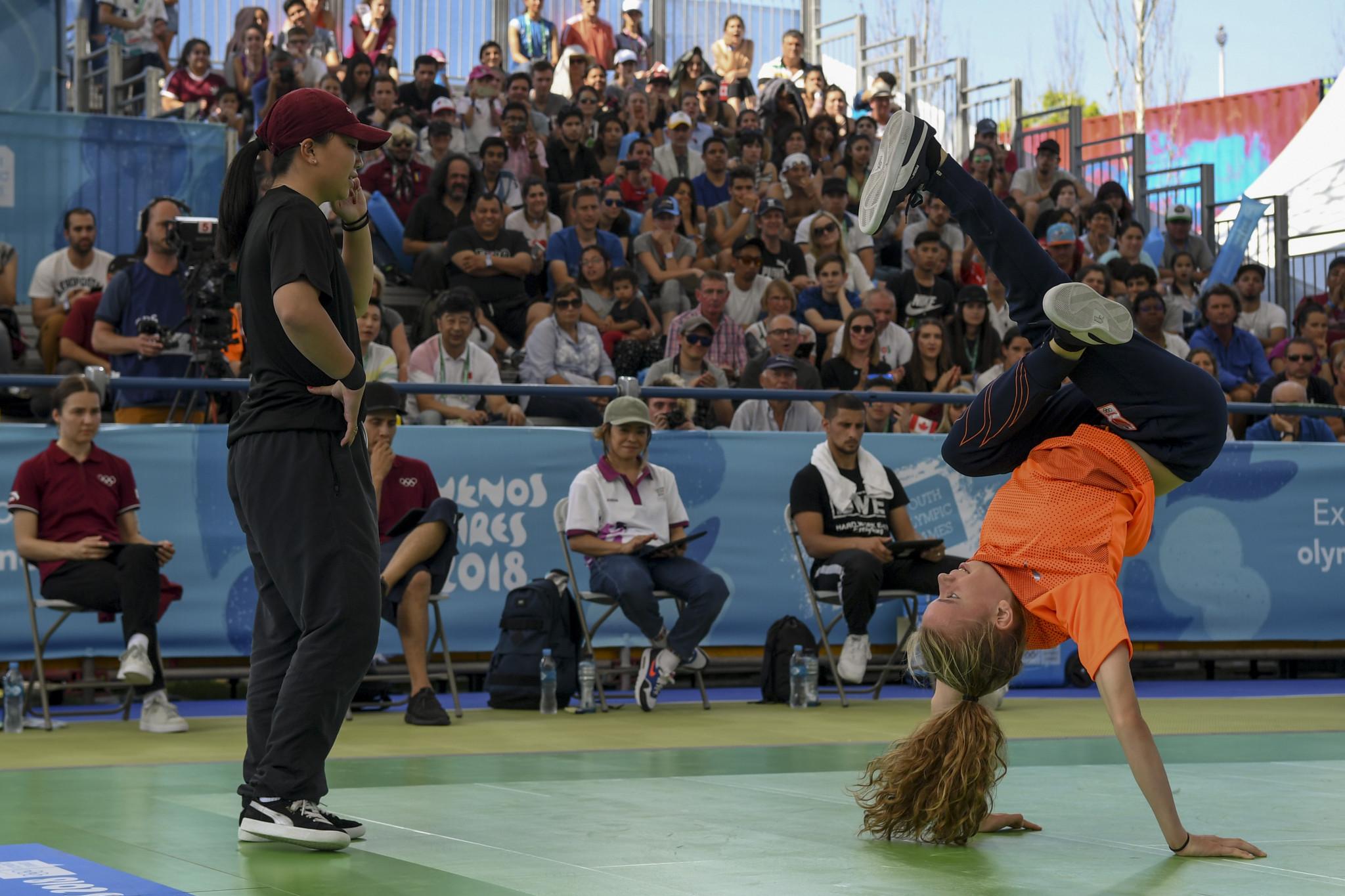 Breaking set to make European Games debut as fencing rejoins sports programme for 2023