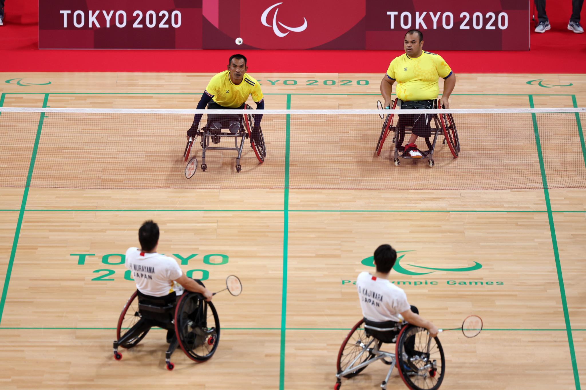 BWF eyes long-term Para badminton growth after Paralympic debut in Tokyo