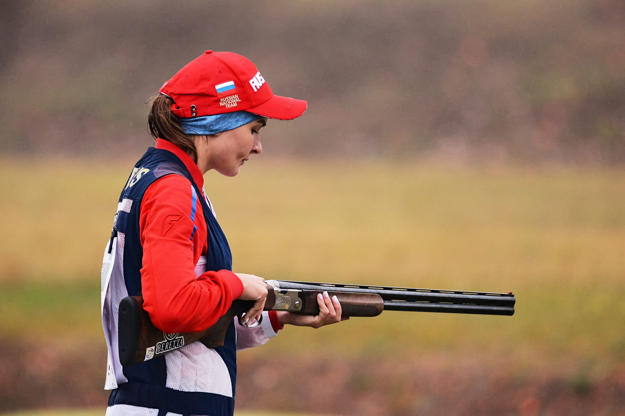 Russian dominance of the Games of the CIS Countries continued in shotgun shooting ©Games of the CIS Countries