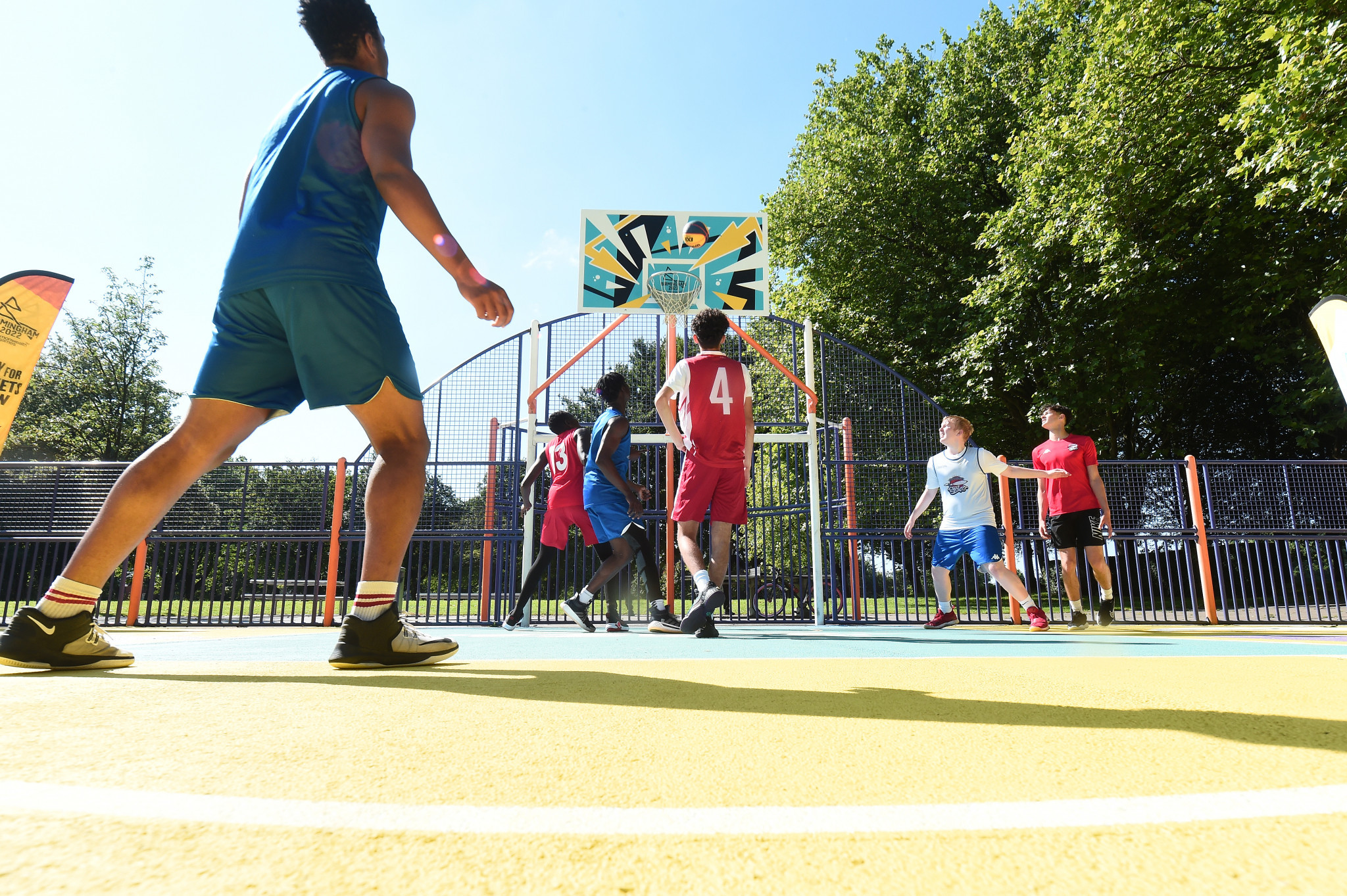 Second round of Celebrating Communities funding opens before Birmingham 2022 Commonwealth Games