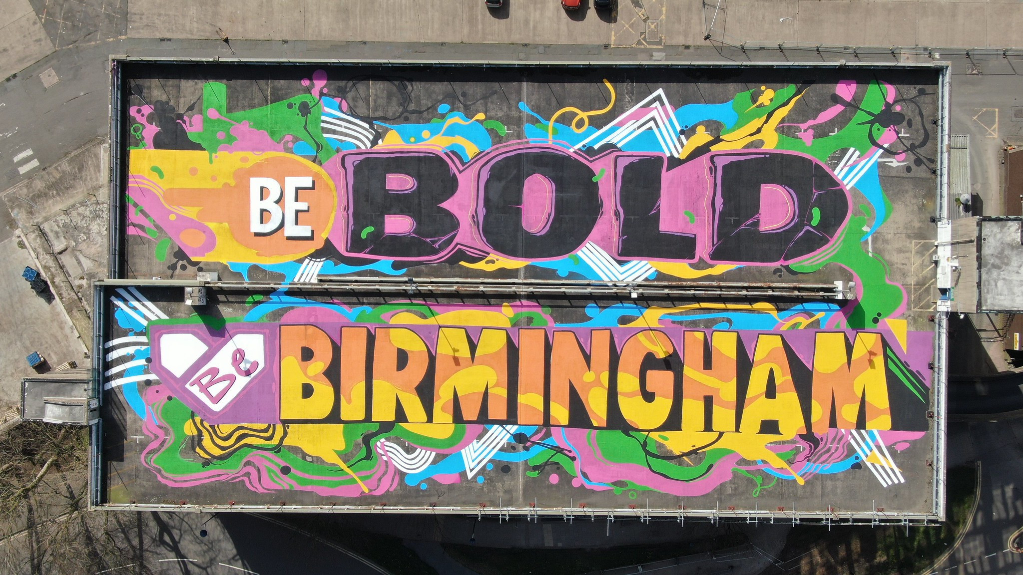 """Part of the fund will be given to """"Ready, Steady, Fun"""" initiatives, which ensure an area is prepared for the arrival of the Commonwealth Games next summer ©Birmingham City Council"""