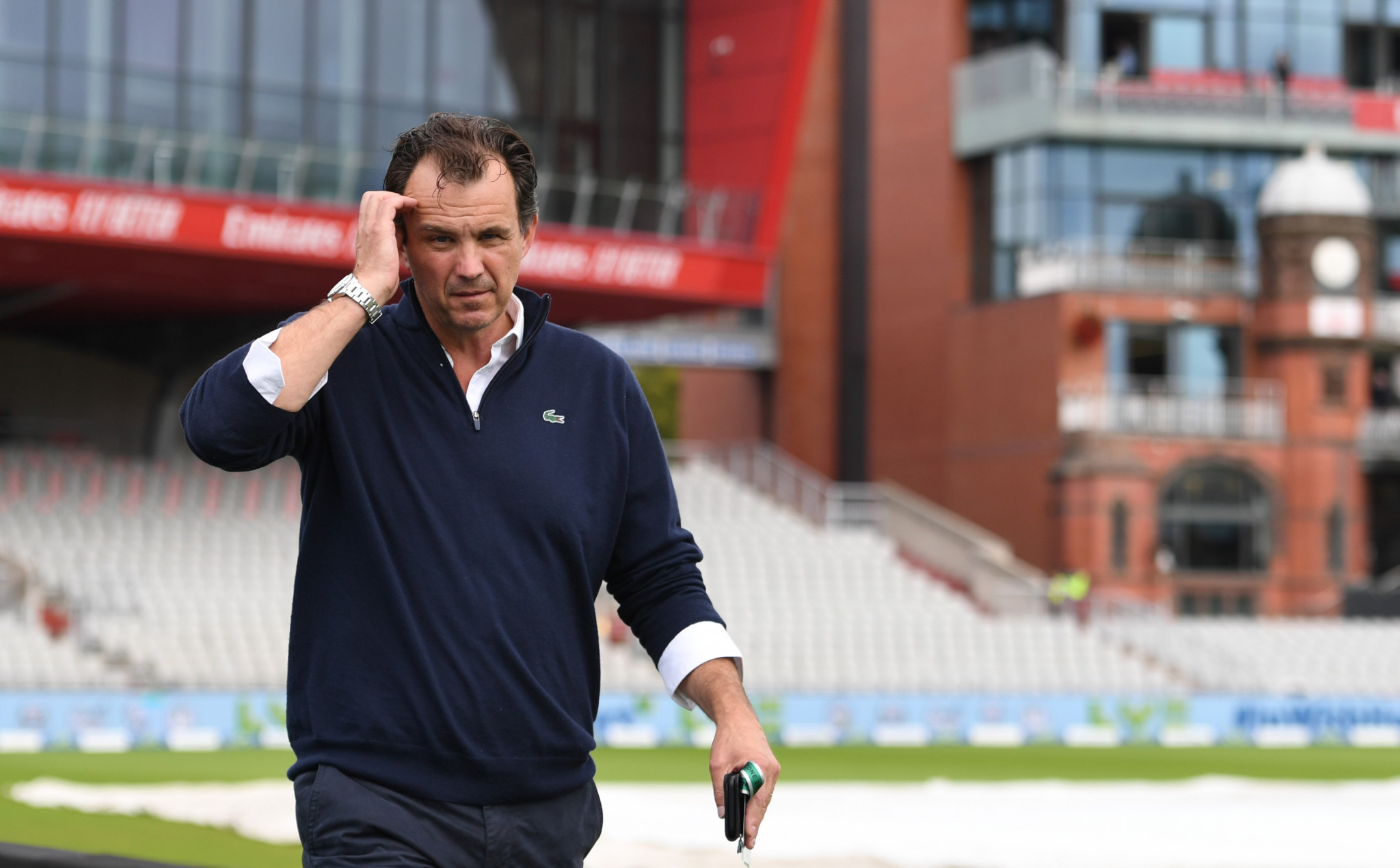 ECB chief executive Tom Harrison suggests postponed India Test could take place next summer