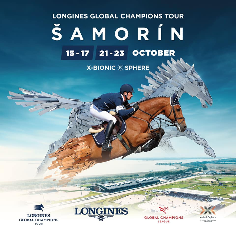 Šamorín steps in to host two events at end of Global Champions Tour season
