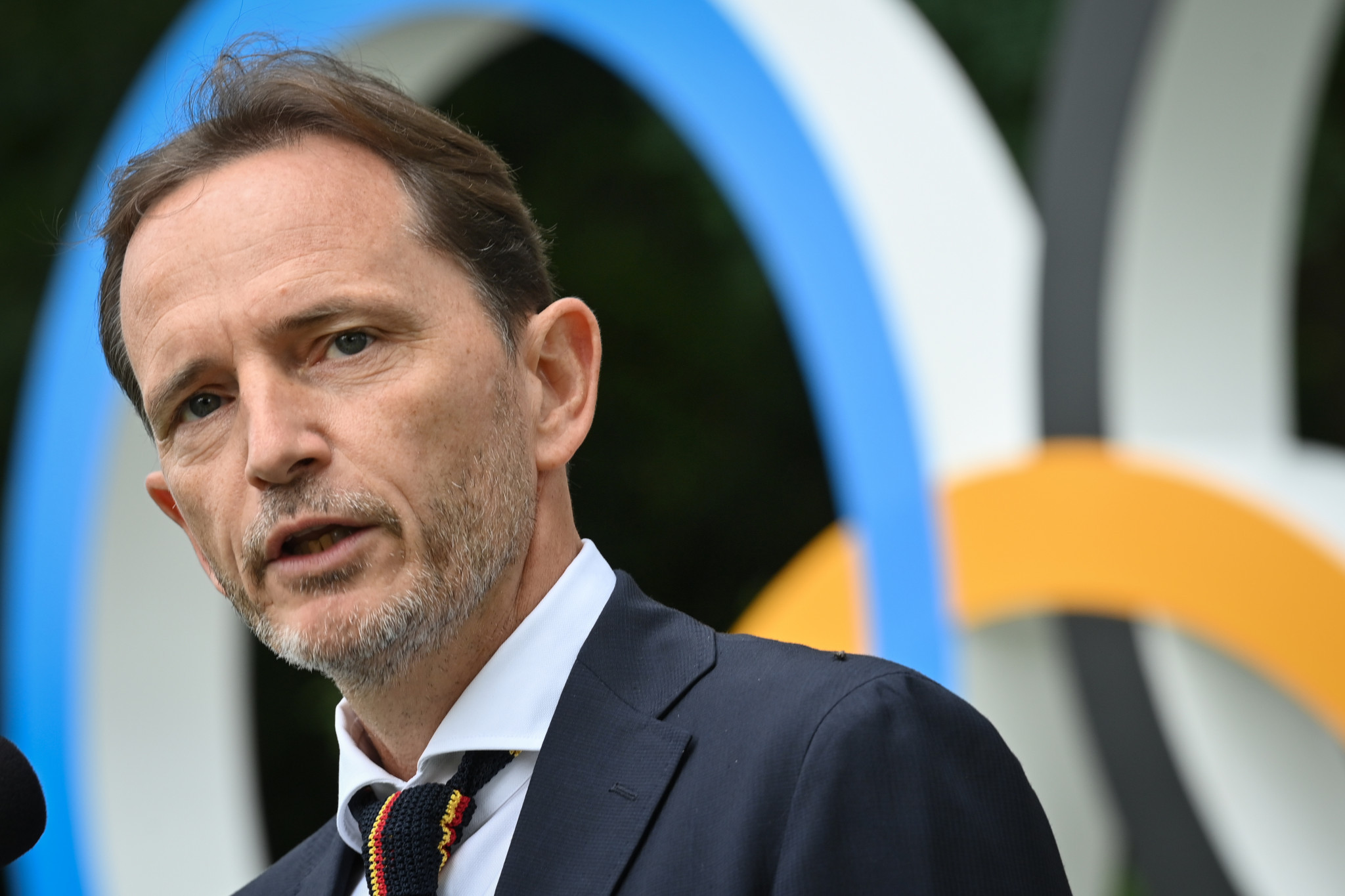 Jean-Michel Saive elected as Belgian Olympic and Interfederal Committee President