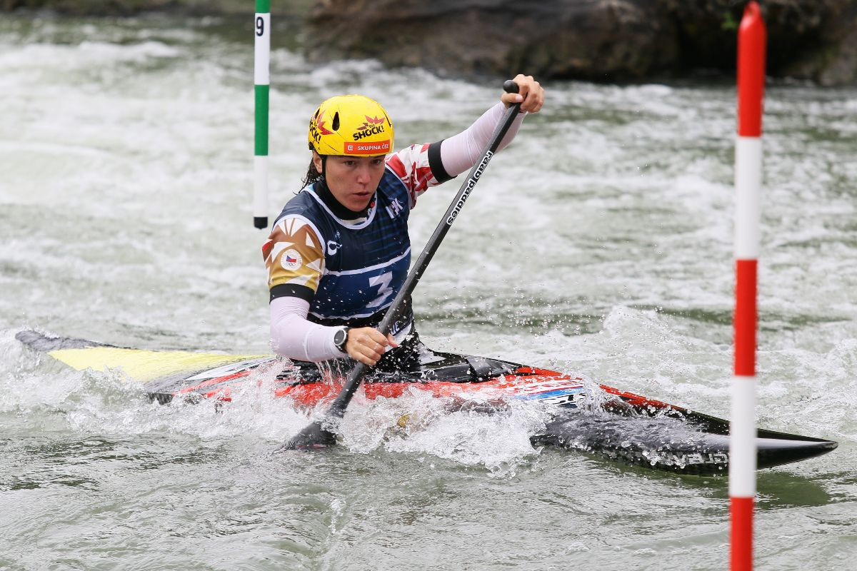 Fišerová and Gargaud-Chanut claim title-winning victories at ICF Slalom World Cup finale