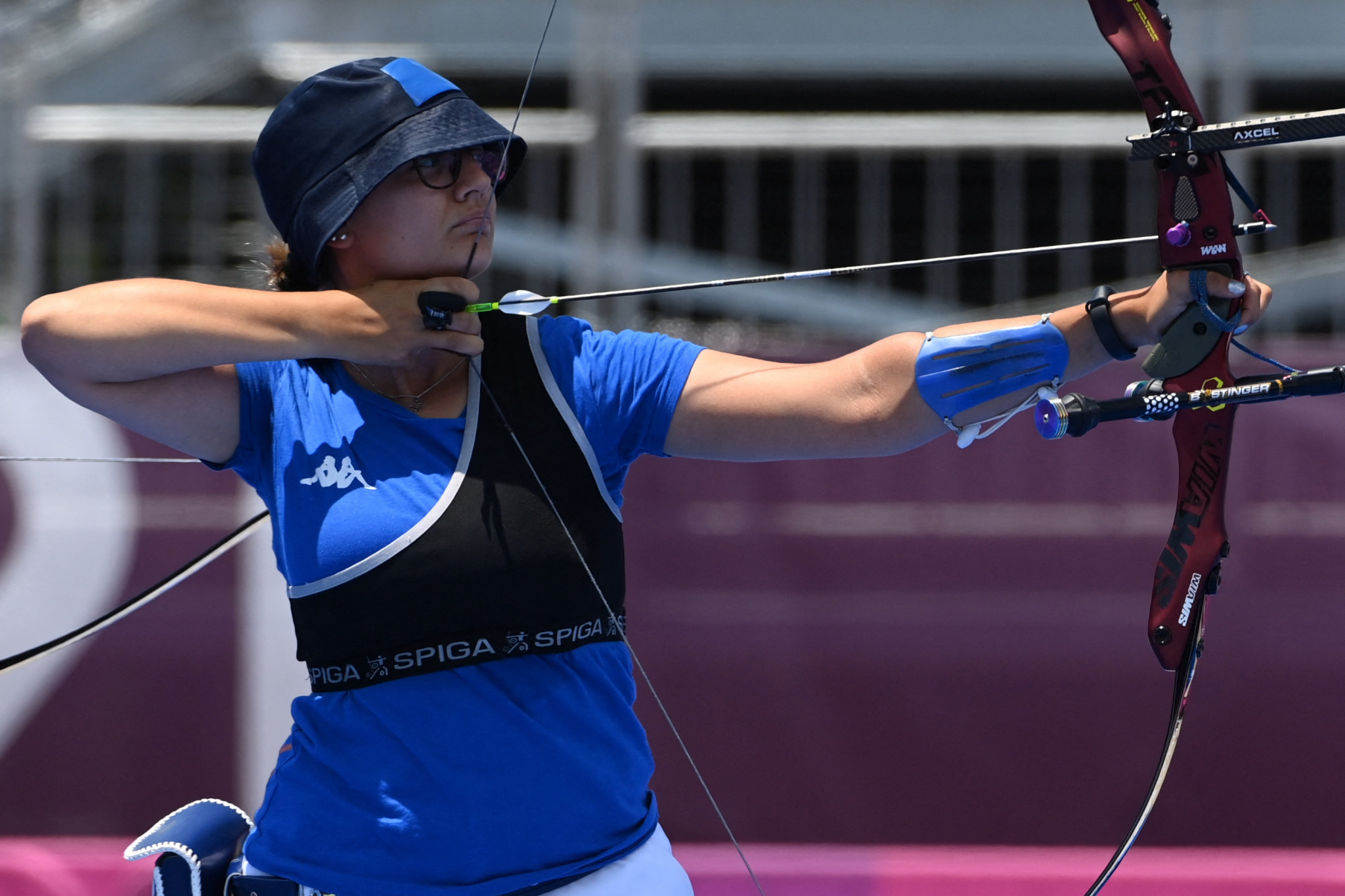 Italy claim seven golds in individual finals at European Field Archery Championships