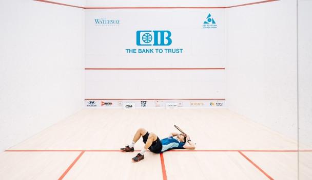 Eain Yow upsets Rodriguez to reach PSA Egyptian Open quarter-finals