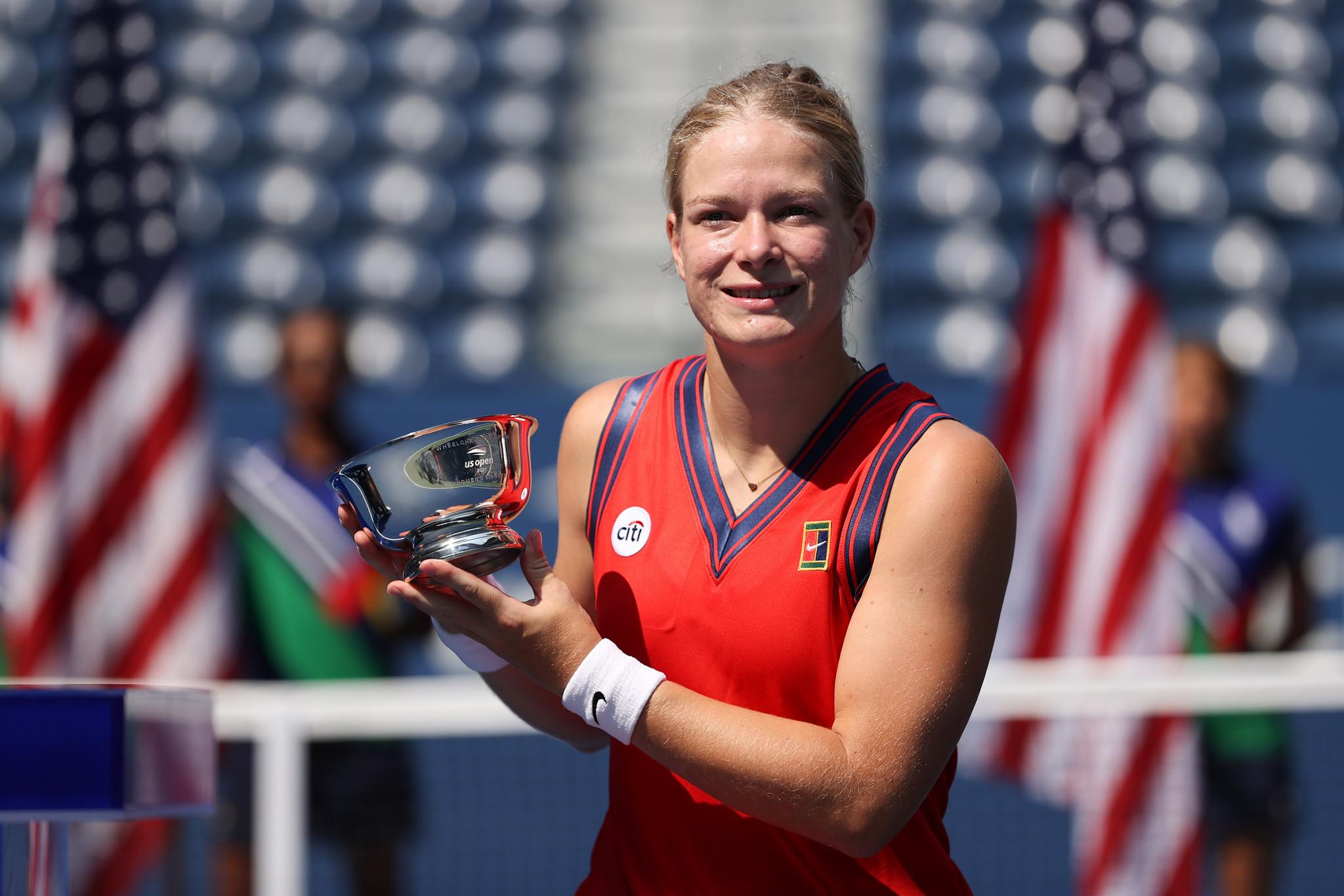 De Groot and Alcott complete historic Golden Slams at US Open