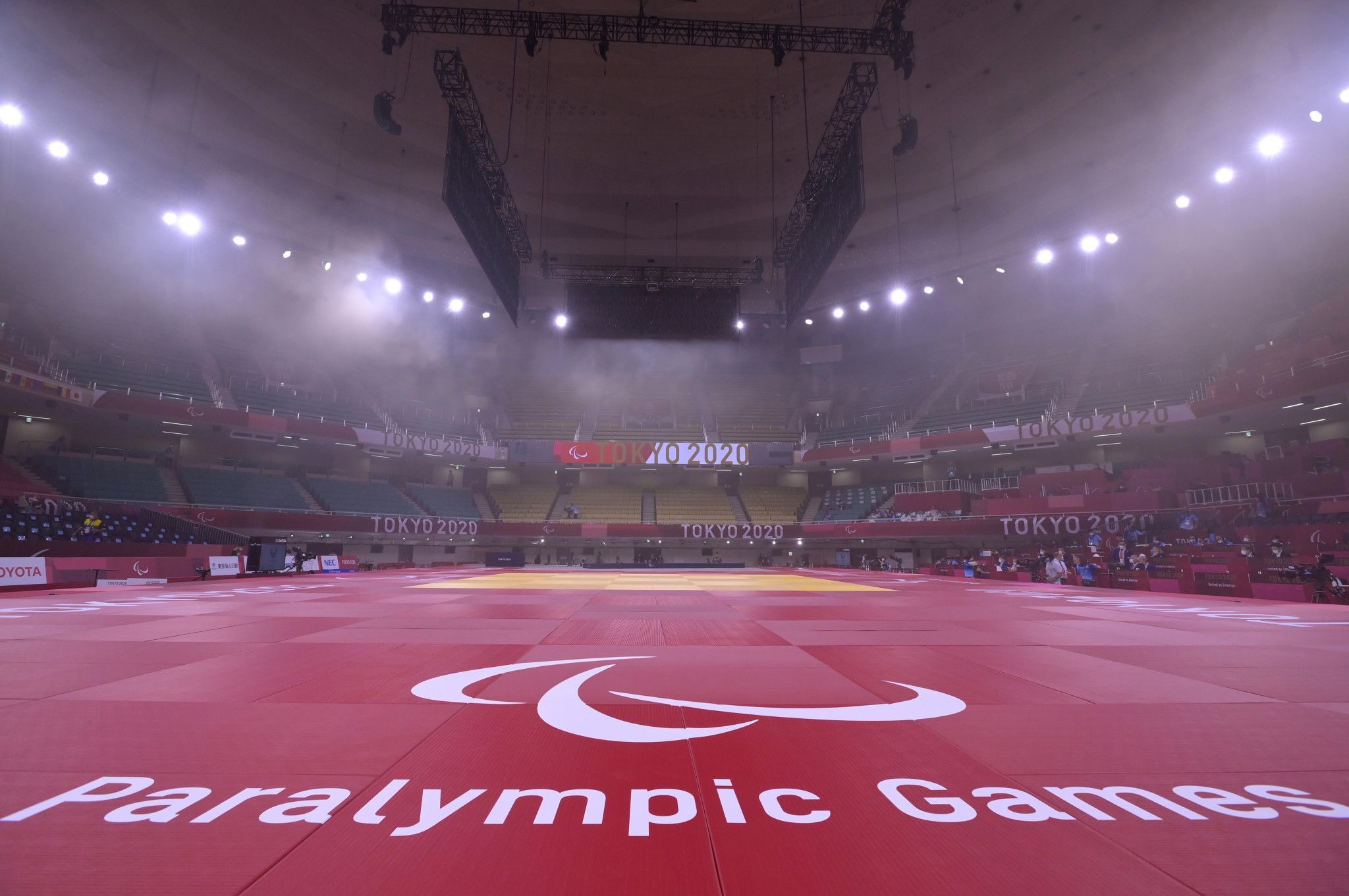 First Peruvian Paralympic judoka hoping to inspire growth of sport in Peru