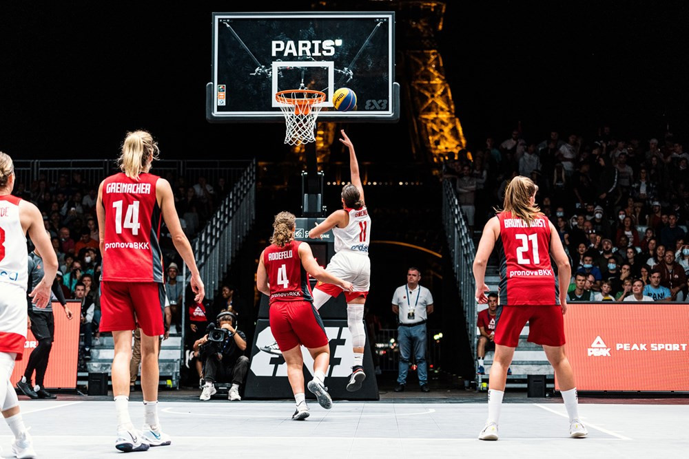 Spain scored an average of 19.8 points per game throughout the whole tournament ©fiba.basketball