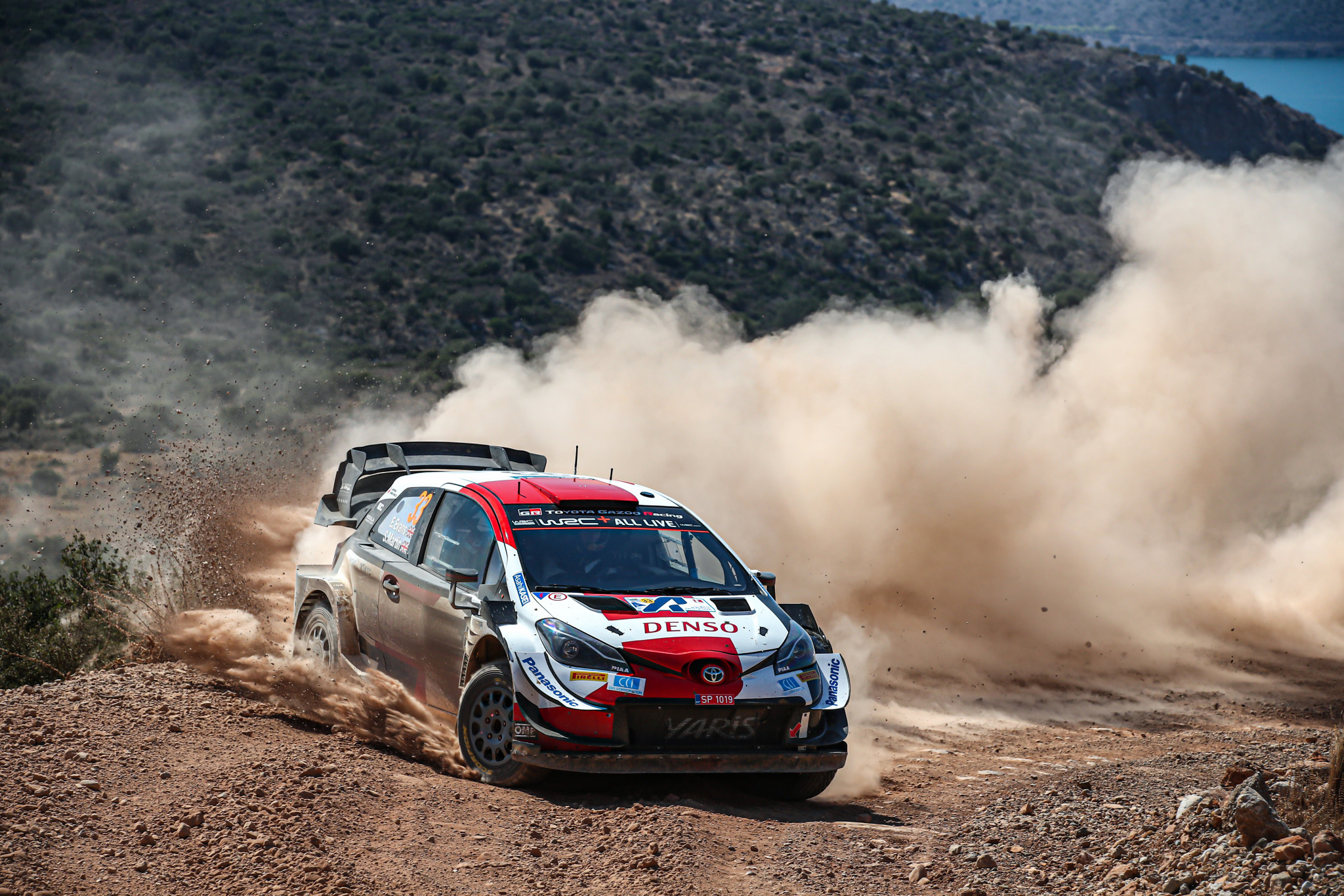 World Rally Championship's final round in Japan to be moved due to COVID-19