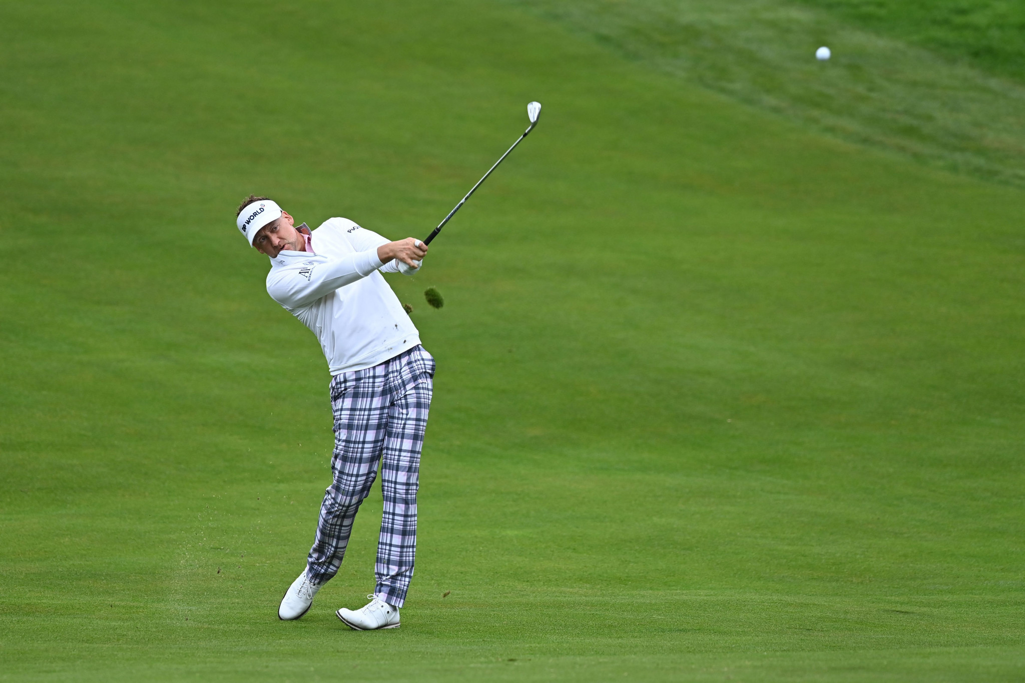 Garcia, Lowry and Poulter complete Europe team for Ryder Cup