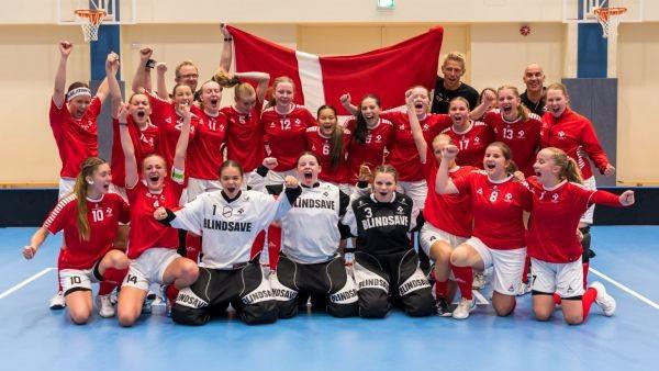 Denmark and Hungary qualify for 2022 Women's Under-19 World Floorball Championship