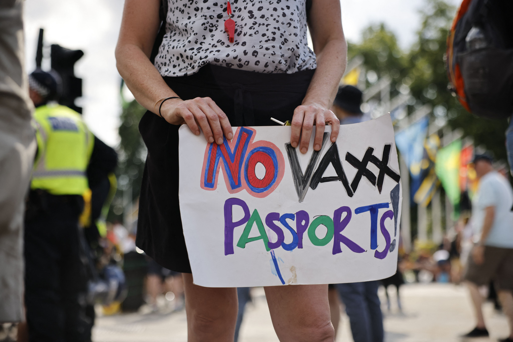 Vaccine passports have divided opinions around the world ©Getty Images