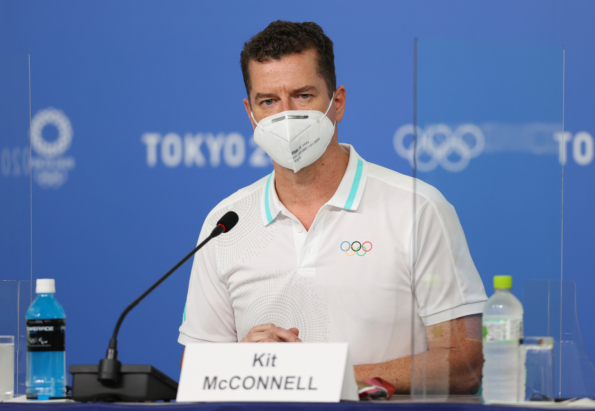 IOC sports director Kit McConnell will speak at the annual Congress ©Getty Images