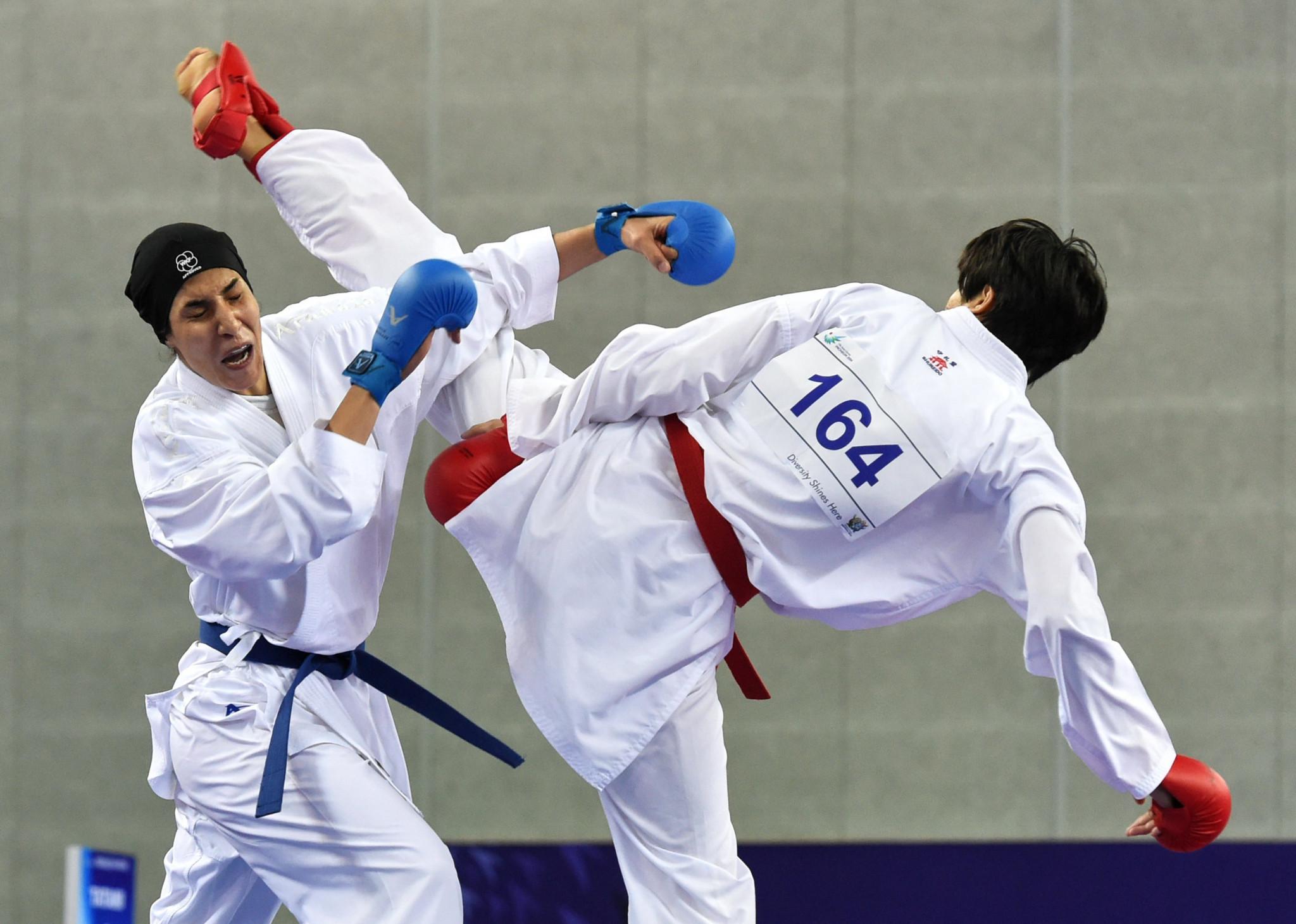 Asian Karate Federation moves Asian Championships to Kazakhstan