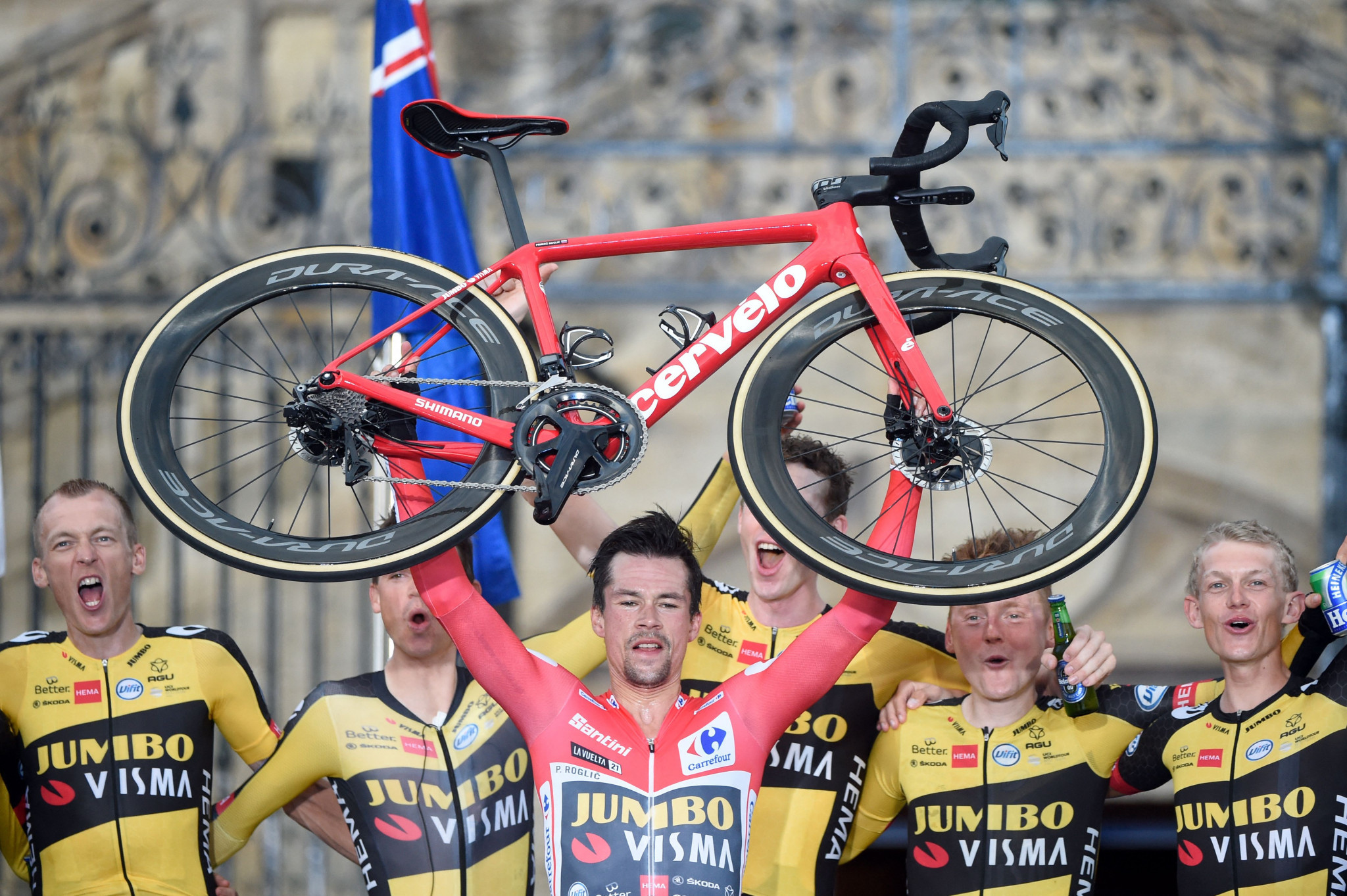 Dates confirmed for 2022 Vuelta a España and details of Dutch start revealed