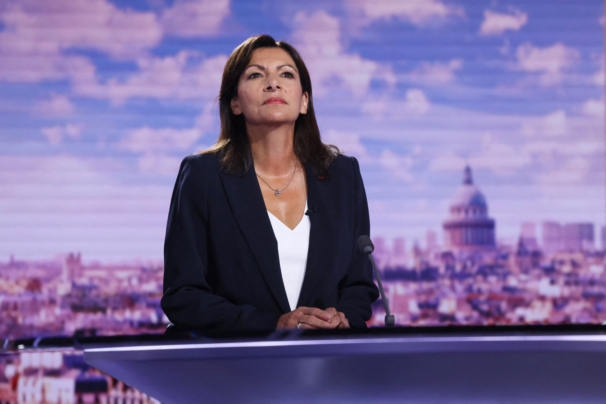 Anne Hidalgo has been viewed as the frontrunner to secure the Socialist Party's nomination ©Getty Images