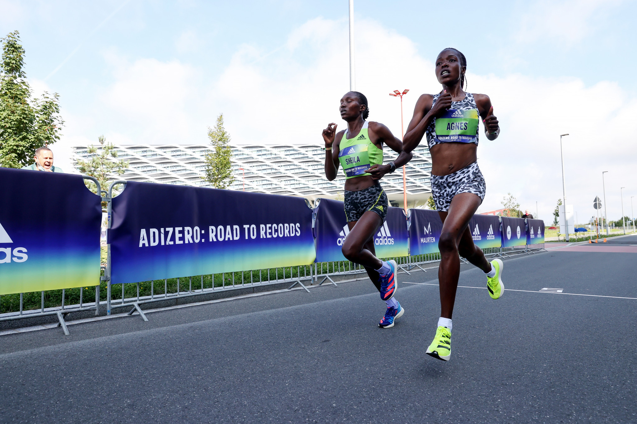 Teferi and Tirop shatter 5km and 10km world records