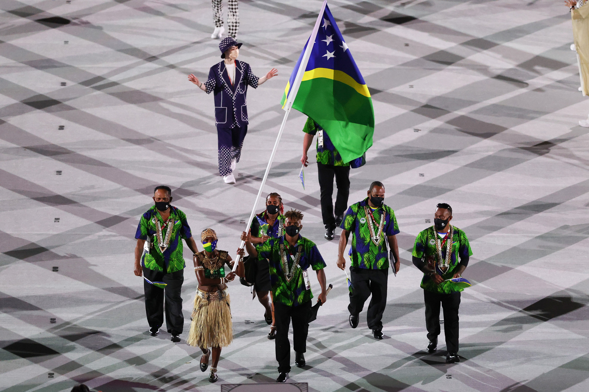 Contest to design 2023 Pacific Games mascot underway