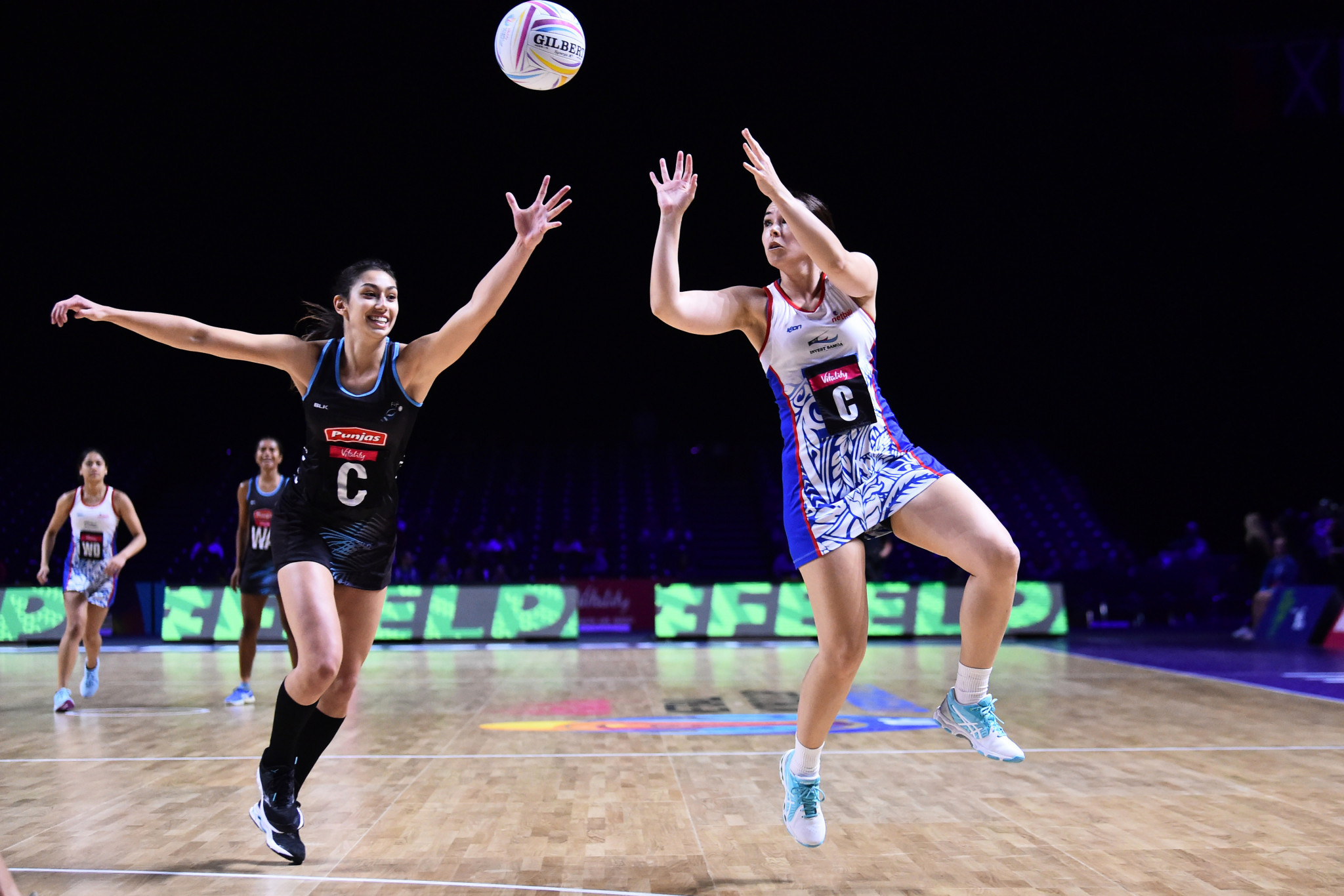 Netball Australia enters partnership with Government department to support other governing bodies in Pacific