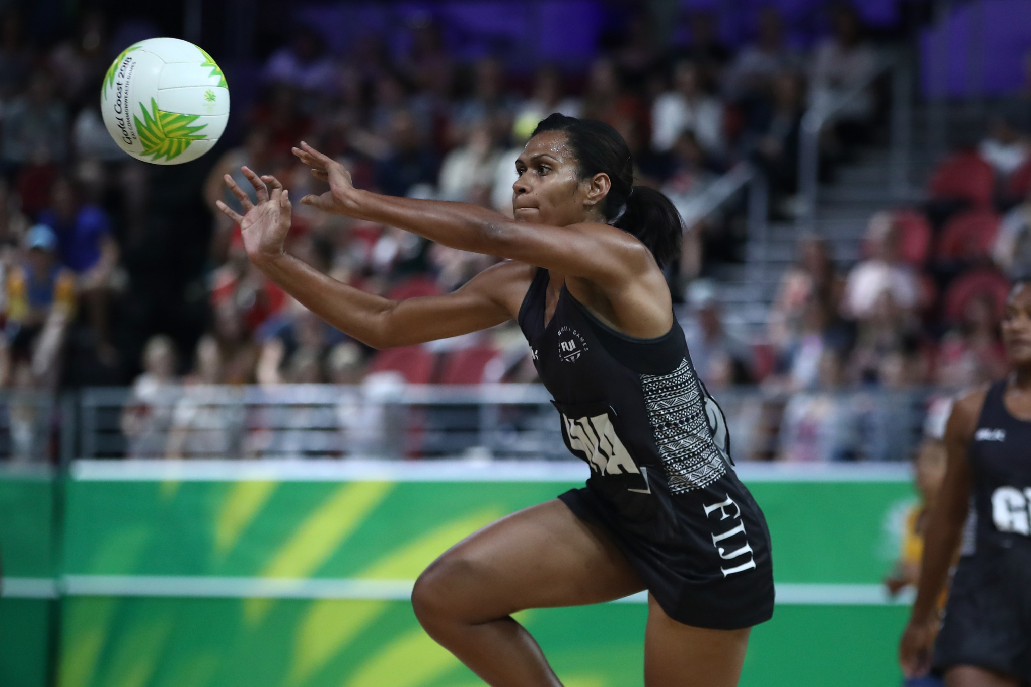 Fiji qualified for the Gold Coast 2028 Commonwealth Games, as well as the 2019 World Cup in England ©Getty Images