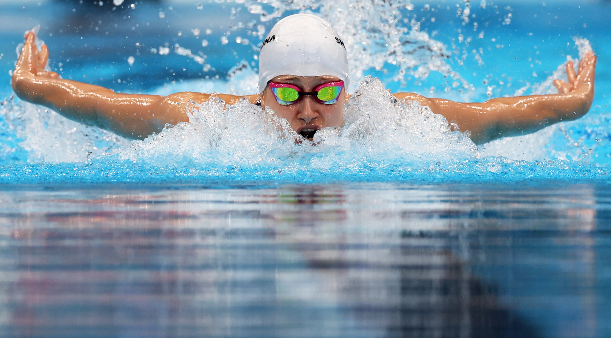 Valeriia Shabalina was the most successful RPC athlete at Tokyo 2020 with three gold medal and one silver ©Getty Images