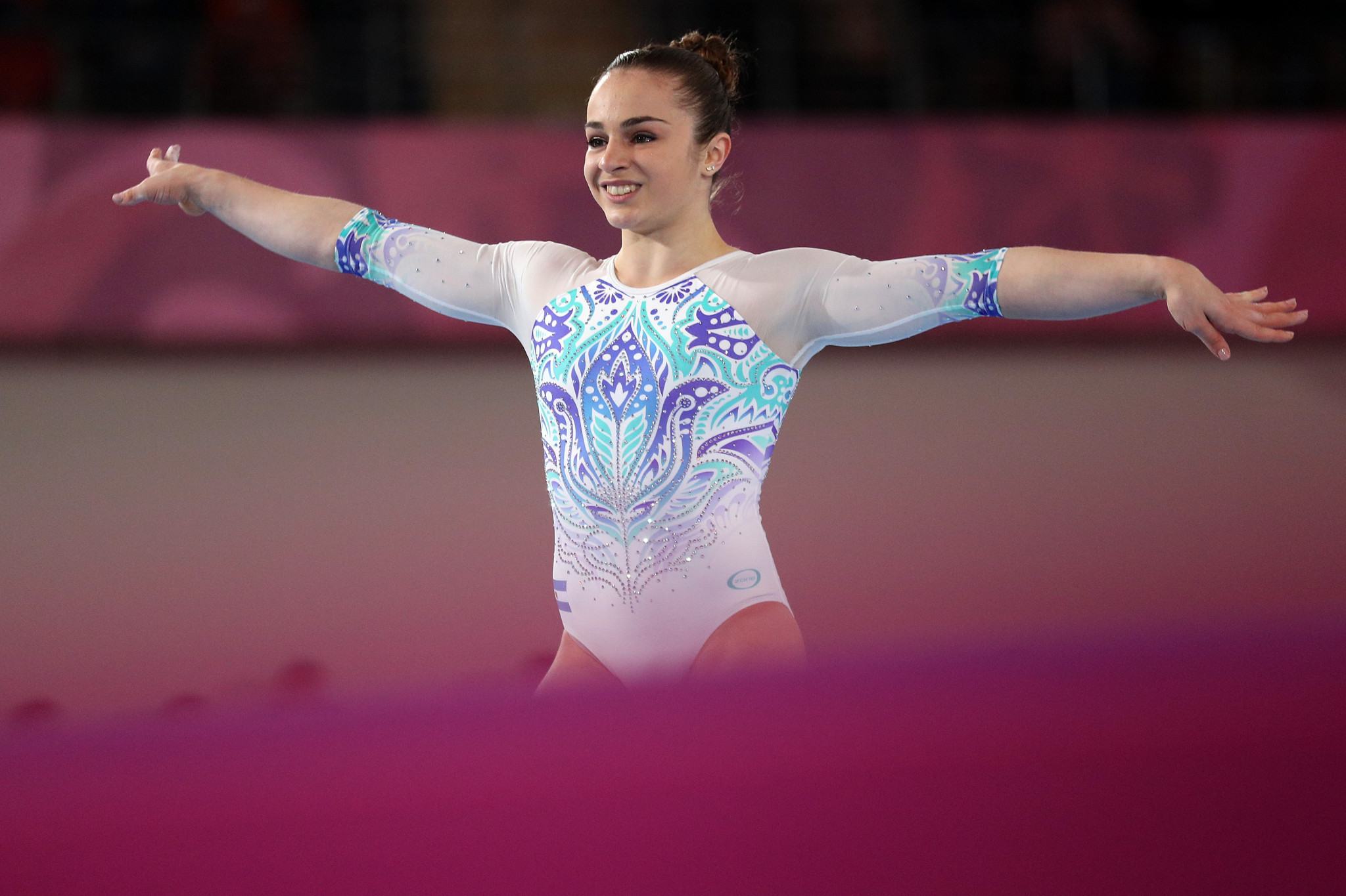 Argentina gymnast Dominici receives three-year doping ban