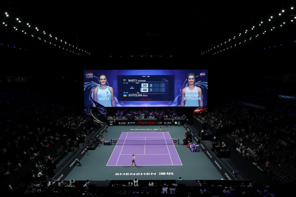 WTA moves Finals from China to Mexico due to COVID-19