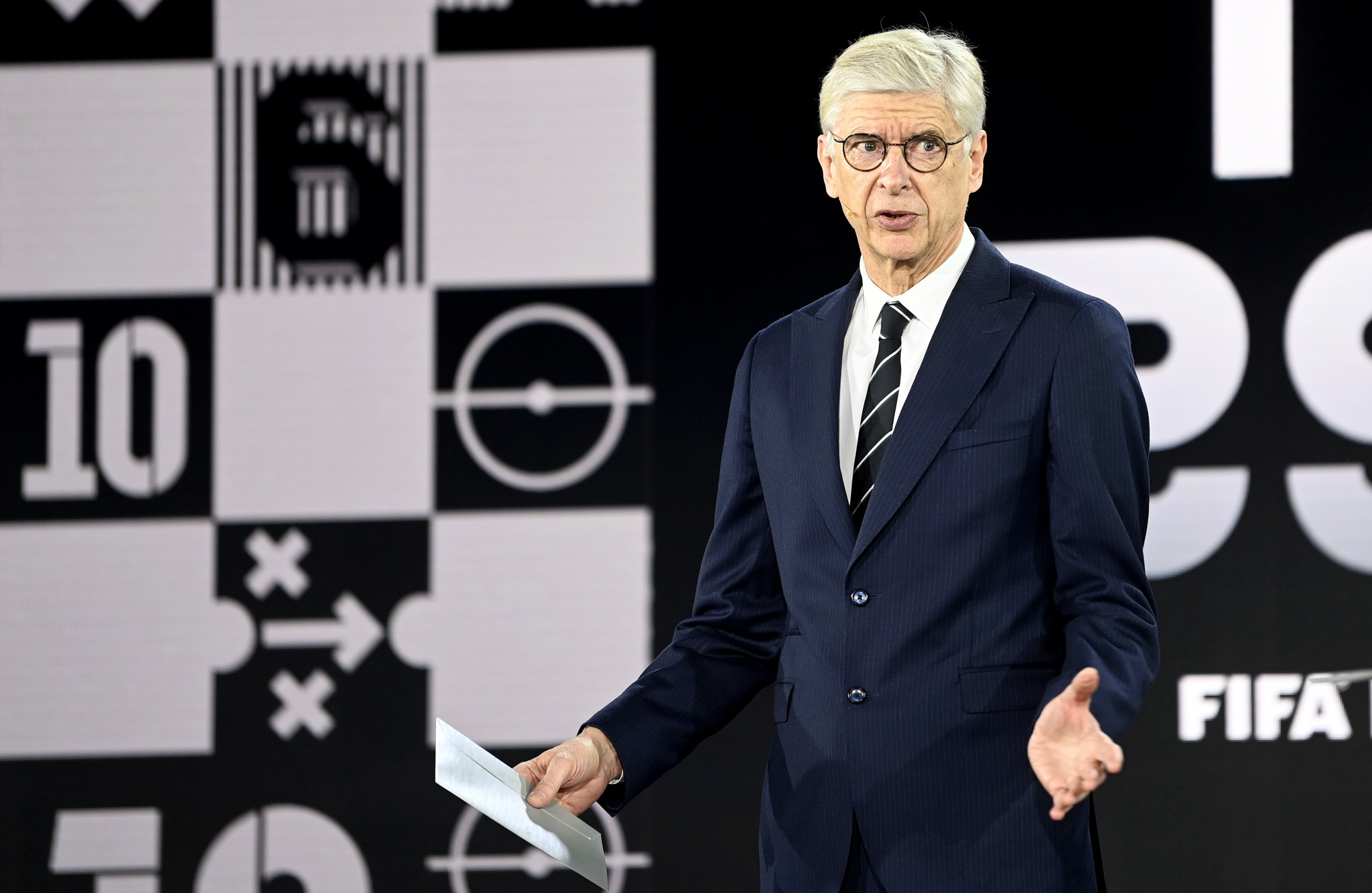 FIFA's chief of global development Arsène Wenger is overseeing the proposal for a revamped international match calendar ©Getty Images