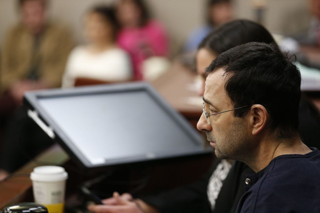 The Senate hearing comes after a Justice Department report criticised the FBI for its investigation into Larry Nassar ©Getty Images