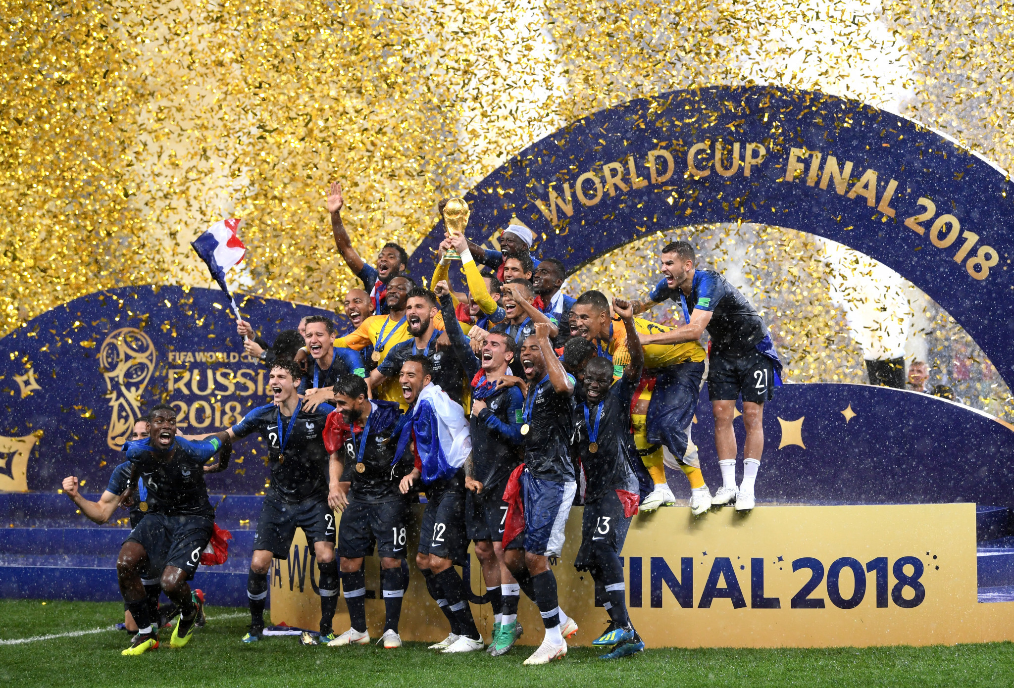 UEFA and CONMEBOL have expressed concerns over the proposal for biennial FIFA World Cups ©Getty Images