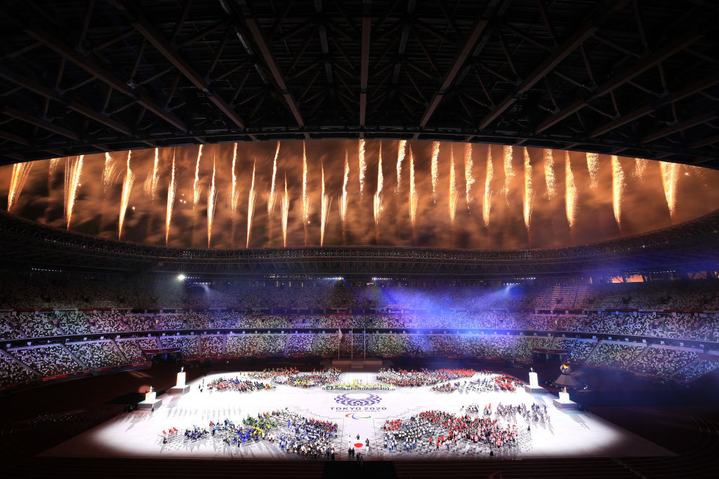 The Tokyo 2020 Paralympic Games closed on September 5 ©Getty Images