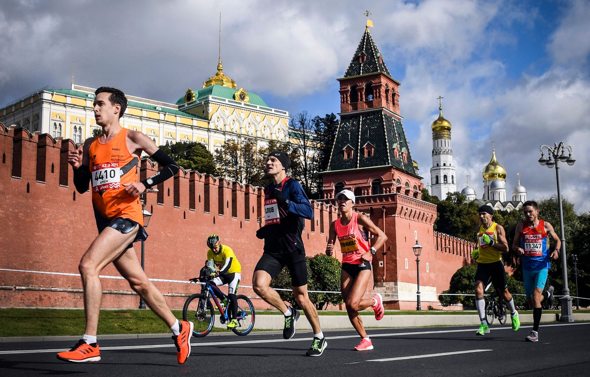 Moscow Marathon postponed until 2022 amid COVID-19 restrictions