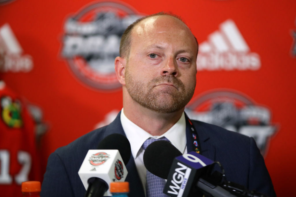 An advocacy group has called for the suspension of United States men's ice hockey team general manager Stan Bowman ©Getty Images