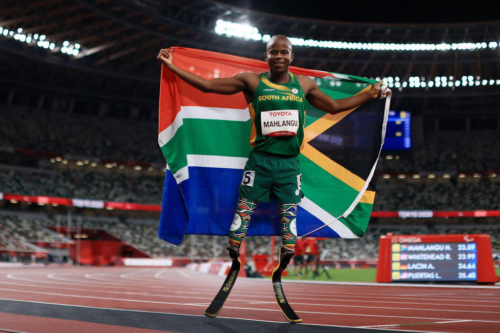 South African medallists at Tokyo 2020 Paralympics to receive cash bonus from Toyota